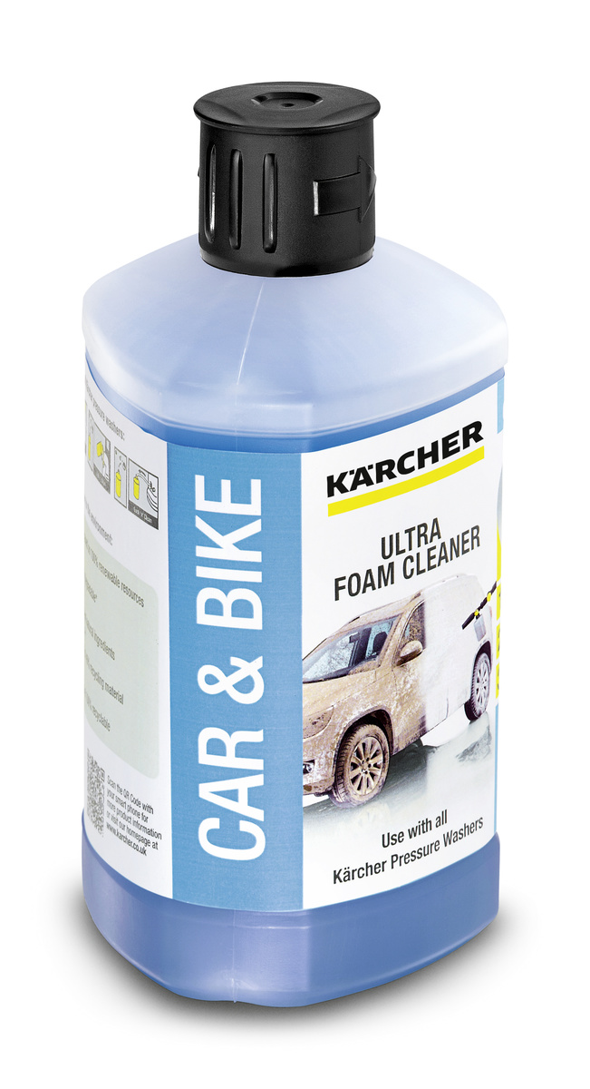 Karcher Chemical Foam Cleaner
